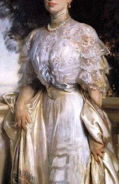 Portrait of Mrs Edward Deshon Brandegee by John Singer Sargent