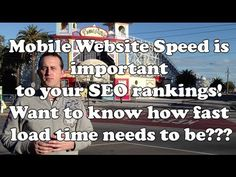 http://www.stealthimarketing.com/news/mobile-marketing/seo-specialist-brisbane-announces-google-mobile-website-speed-requirements  SEO Specialist Brisbane update on Google's mobile website guidelines to website speed.   In This Episode: - Google Announce their mobile website speed guidelines Jeremy here with a news update coming from a brisk Melbourne winters day, out the front of Luna Park in St Kilda.  Google announced what they expect from webmasters regarding speed of mobile websites.