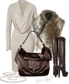 """""""Elegant Evening"""" by orysa on Polyvore"""