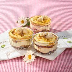 Unser beliebtes Rezept für Mini-Tiramisu mit Amarettini und mehr als 65.000 weitere kostenlose Rezepte auf LECKER.de. Catering, Caramel, Cheesecake, Brunch, Food And Drink, Pudding, Ice Cream, Ethnic Recipes, Sweet