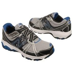 New Balance The 689 Pre/Grd Shoes (Silver/Blue) - Kids' Shoes - 12.5 W