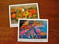 Hawaii Photo Note Cards Tropical Scenes Hawaiian by sferradesigns