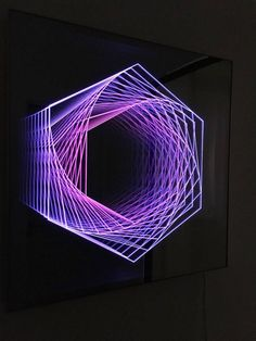 Geometric Sculptures Playing with Perspective – Fubiz Media