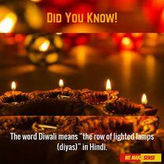 Happy Deepawali Make Sense, Diwali, Happy, Movie Posters, Film Poster, Ser Feliz, Billboard, Film Posters, Being Happy
