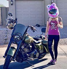 Moto Loot Helmet Cover for Motorcycle Helmet, Fun Rides and Gifts (Cover Only. Helmet Not Included) - Rainbow Long Fur Motorcycle Helmet Accessories, Motorcycle Outfit, Motorcycle Helmets, Motorcycle Garage, Helmet Covers, Baby Strollers, Biker, Satchel, Bows