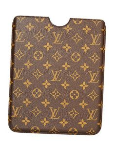 Necessary? No. Fabulous? Yes. (LV iPad case)