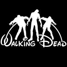 walkingdead#walkingdisney#zombie#