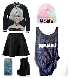 """Grunge beauty"" by vmse1997 on Polyvore featuring Soda"