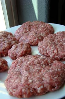 Nourished and Nurtured: The Best Stovetop Hamburgers with Homemade Ketchup (GAPS-legal)