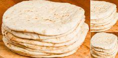 Cómo hacer pan de pita integral, Si te gusta dinos HOLA y dale a Me Gusta MIREN…   Receitas Soberanas Camembert Cheese, Bread, Diet, Cookies, Breakfast, Desserts, Food, Pasta, Recipes