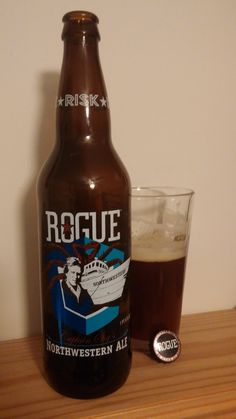 Rogue Captain Sig's Northwestern Ale Beer Review
