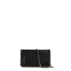 Shop the Black Falabella Cross Body Bag by Stella Mccartney at the official online store. Discover all product information.
