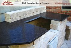 Madison Block U0026 Stone Carries A Complete Line Of Granite Countertops For  Kitchens, Bathrooms And Any Room In Your Home.