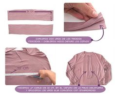 Tutorial paso a paso sobre cómo confeccionar un vestido camisero con patrón incluido Sewing Tutorials, Sewing Crafts, Adidas Jacket, Shirt Dress, Sweatshirts, Dresses, Model, Patterns, Instagram