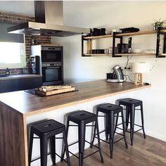 Idealna kuchnia od Salte (@idealna_kuchnia) • Instagram fotoğrafları ve videoları Bon Weekend, Bons Plans, Cuisines Design, C'est Bon, Indus, Kitchen, Table, Oui, Week End