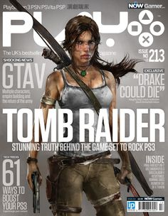 Tomb Raider - my fav since i was a kid! Played most of them Now Games, Best Games, Camilla Luddington, Tomb Raider Lara Croft, Rise Of The Tomb, Evil Villains, Shocking News, Funny Games, Girls In Love