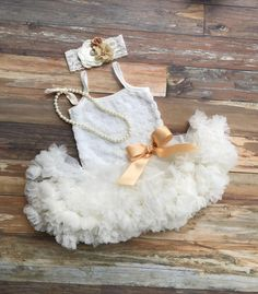 First Birthday Outfit Girl. Baby Girl 1st Birthday Outfit.  Please Share This Pin