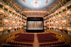 Teatro La Fenice di Venezia. Producer by http://fotocreative.es.
