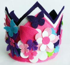 Felt Crown by CarolClips