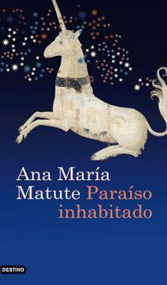 """EL LIBRO DEL DÍA:  """"Paraíso inhabitado"""", de Ana María Matute.  ¿Has leído este libro? ¿Nos ayudas con tu voto y comentario a que más personas se hagan una idea del mismo en nuestra web? Éste es el enlace al libro: http://www.quelibroleo.com/paraiso-inhabitado ¡Muchas gracias! 28-3-2013"""