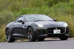 Jaguar F type V8 S