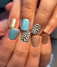These nail designs are as easy as they are charming. For anyone who is always on the lookout for options and brand-new designs, nail art designs are a way to display your individuality and also to be original. Get Nails, Love Nails, How To Do Nails, Pretty Nails, Sassy Nails, Nagel Hacks, Nail Time, Nail Art, Nagel Gel