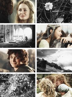 …not grieve for those whose time has come. You shall live to see these days renewed. No more despair. #lotr