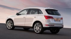 Audi Q5. This thing gets amazing reviews, and it's no surprise.
