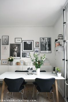 Picture wall + a how to guide   that nordic feeling   Bloglovin'