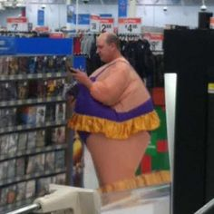 Most Ridiculous People Of Wal-Mart - 55 Pics -25