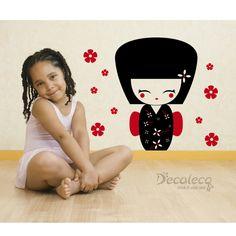 Hanako the Japanese Doll |