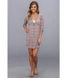 Lucy Love Hooded Resort Dress
