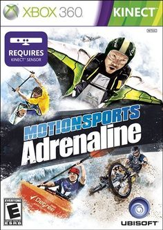 Motionsports Adrenaline  Xbox 360 ** Click image for more details. Note:It is Affiliate Link to Amazon.