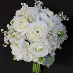 Deluxe White Delight by flowersbythevase on Etsy, $169.99