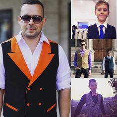 """Dandylion style for the men and boys who are cool,dapper ,dandy and unique.""""Funky Waistcoats with a twist of individuality """" #dapper #dandy #dandylionstyle #cool #tailor #sussex #suits #personalstyle #styling #stylist #brighton #waistcoats #tailor #gents #alist"""