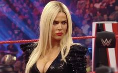 Lana married Bobby Lashley on WWE television, but didn't take long for cracks to start forming in that relationship. Dallas Cowboys Football, Pittsburgh Steelers, I M Married, Drew Mcintyre, Wwe Champions, Nfl Sports, Georgia Bulldogs, Wwe Divas, San Francisco Giants