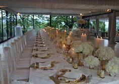 TUSCANY FLOWERS FLORENCE: Chic Florentine Castle Wedding