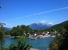 Beautiful emerald lake trapped in the alps - Review of Konigssee, Berchtesgaden, Germany - TripAdvisor
