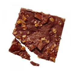 Chocolate bark gets an upgrade with an inspired twist from a classic, cozy dessert. (This brownie bark is incredibly easy, too.) More at Chatelaine.com