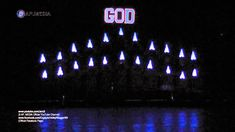 Fascinating Christmas Panorama 2014 (Lal-lo Blacklight Performers)