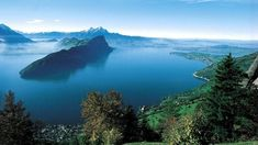 Rigi Kulm – legendary sunrise - Switzerland Tourism (Mark Twain)