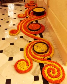 Check it out 44 Diwali DIY Decoration Ideas (You Must Try) The post 44 Diwali DIY Decoration Ideas (You Must Try)… appeared first on Feste Home Decor . 44 Diwali DIY Decoration Ideas (You Must Try) Simple Rangoli Designs Images, Rangoli Designs Flower, Rangoli Ideas, Rangoli Designs Diwali, Flower Rangoli, Flower Designs, Rangoli With Flowers, Diwali Flowers, Diya Decoration Ideas