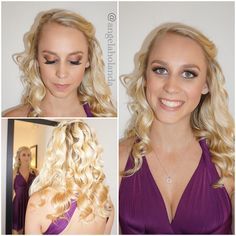 Makeup & Hair by Angela Holanda Beauty Team Makeup: @ocbeautybytatiana Hair: @angelaholanda