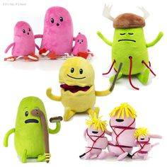If It's Hip, It's Here: 'Dumb Ways To Die' Characters Stay Alive As Plushies. #dumbwaystodie