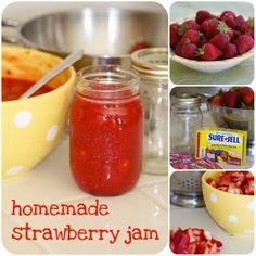 Strawberry Jam TUTORIAL