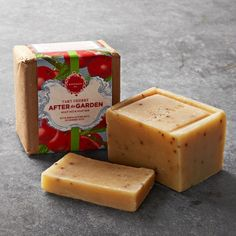 I love the Beekman Tart Cherry After the Garden Soap on Williams-Sonoma.com