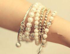 Bracelet http://www.beads.us/es/producto/Pulsera-de-Aleacion-de-Zinc_p129210.html
