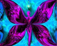 butterfly goddess.