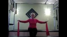 senior pilates tutorial - YouTube