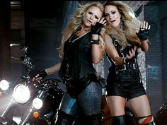 Miranda Lambert, Carrie Underwood in Somethin' Bad Video: Crazy-Sexy L - Us Weekly. So badass Country Music Artists, Country Music Stars, Country Lyrics, Country Women, Country Girls, Girl Country Singers, Country Strong, Country Life, Bad Video